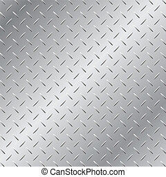Sheet metal pattern texture background