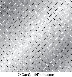Sheet metal pattern texture background