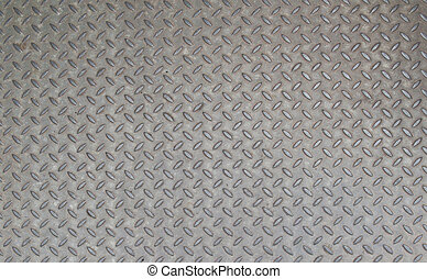 sheet metal texture - macro closeup of textured sheet metal...