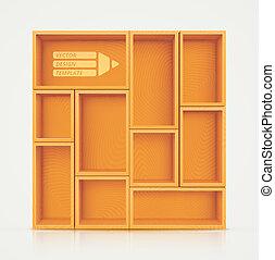Shelves for Design