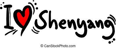 shenyang, amore