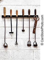 Shepherd's tools