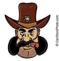 sheriff, cowboy