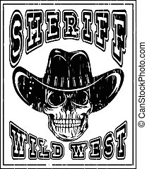 sheriff skull var 4