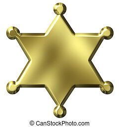 Sheriff\\\'s Badge