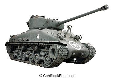 sherman tankt