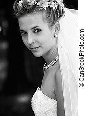 She\\\'s so beautiful! - happy bride(special photo f/x,focus...
