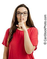 Shhhhh, Silence please!!!