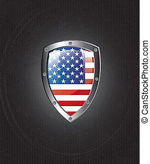 shield american