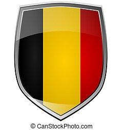 Shield Belgium