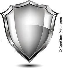 shield vector for you design - vector illustration of shield...