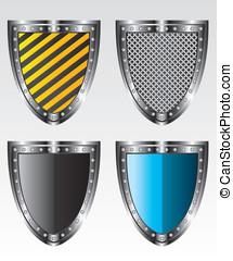 Shields set illustration