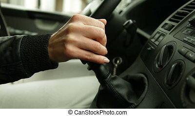 shifting gearshift