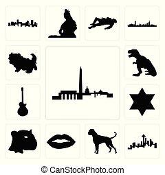 shih, komplet, tzu, wizerunek, rex, dawid, seattle, ikony, twarz, , tło, biały, sylwetka na tle nieba, gwiazda, dc, les, pies, jaguar, usteczka, paweł, sylwetka na tle nieba, bokser, t
