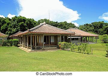 Shikina-en in Okinawa