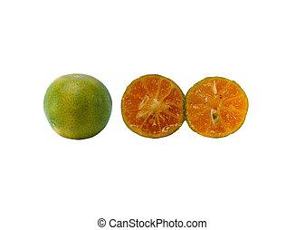shikuwasa - a rare citrus fruit found in japan - Okinawan ...