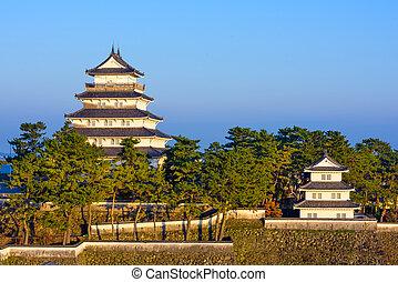 Shimabara Castle Japan - Shimabara Castle of Shimabara,...