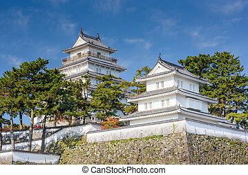 Shimabara Castle, Japan - Shimabara Castle of Shimabara,...
