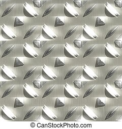 Shine crystals. Seamless background.
