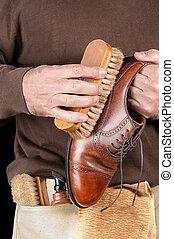 shiner, παπούτσι