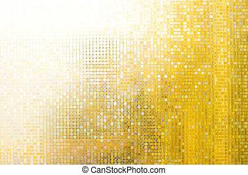 Shining background beautiful yellow reflex