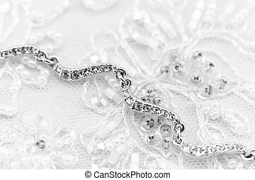 Shining jewel - Photo of a beautiful shining jewel with ...