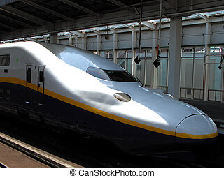 Shinkansen-E4 Max - This is e4 max-shinkansen....looks great...