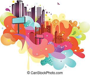 shinning city