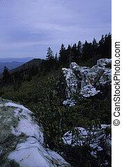 Shinning Rocks Wilderness Area, Pisgah Nat. Forest, NC
