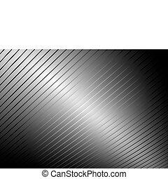 Shiny background surface