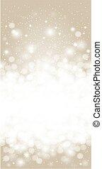 Shiny blurred holiday background