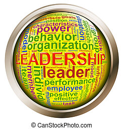 Shiny button - Leadership tags