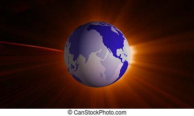 Shiny Earth