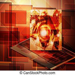 Shiny eps10 background