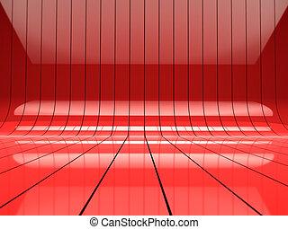 Shiny floor background