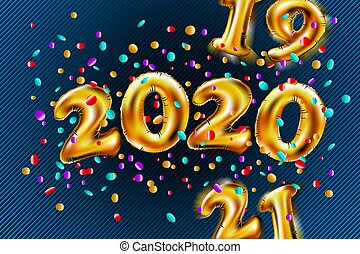 2021 new year Illustrations and Clipart. 1,113 2021 new ...