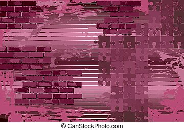 Shiny Grunge Burgundy Background - Illustration,  Abstract ...