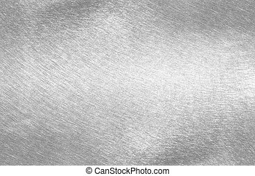 Shiny leaf silver foil paper background