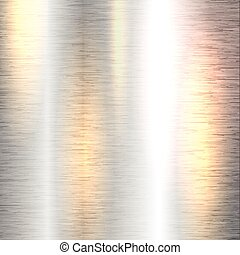 Shiny metal background