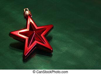 Shiny Red Christmas