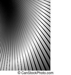 Shiny reflective silver illustratio