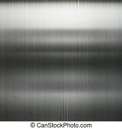 shiny silver metal texture for industrial or technology background
