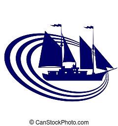ship-12, vitorlázás