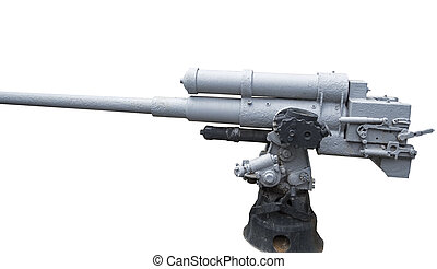 Ship cannon