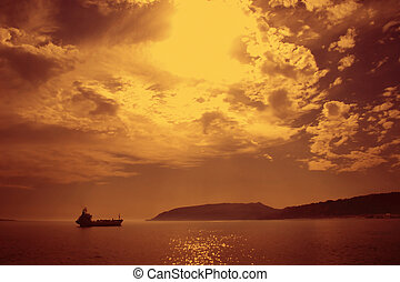 ship cargo transportation