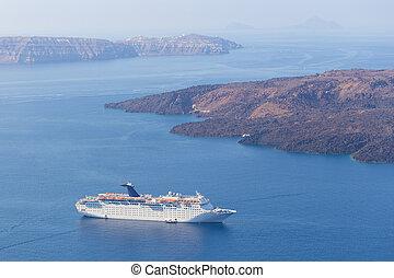 ship., croisière luxe