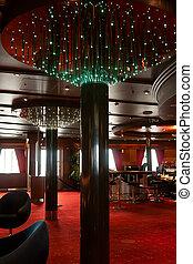 ship interior restaurant