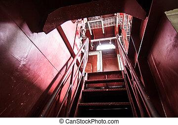 Ship - Interior
