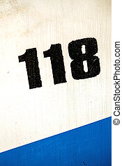 ship number 118