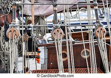 ship rigging
